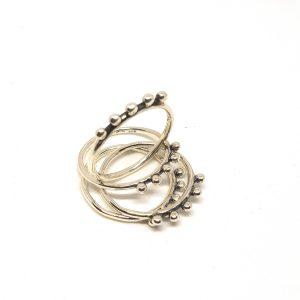 Bague Nui Argent bijoux
