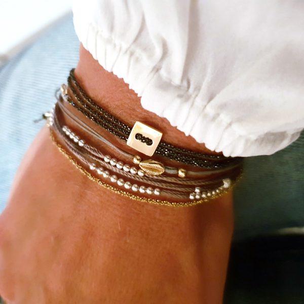 bracelet perles dansantes