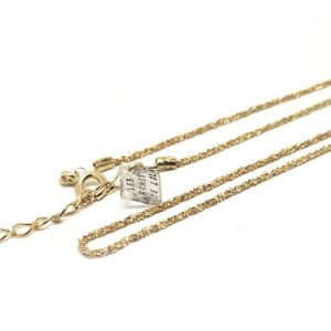 Bracelet pépites Vermeil