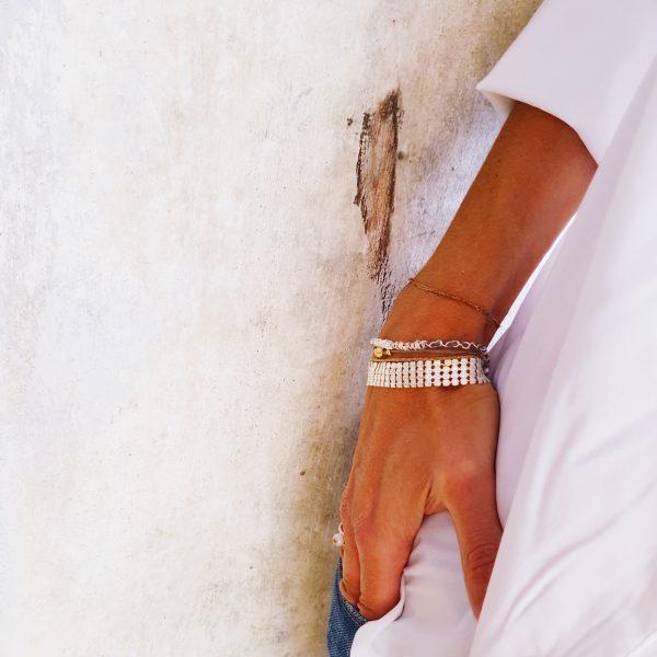 Bracelet cotte de mailles
