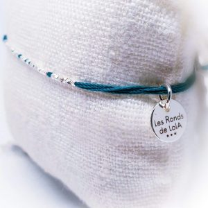 Delicate bracelet argent bijoux fins
