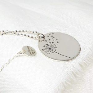 Collier Make a wish - collier porte bonheur