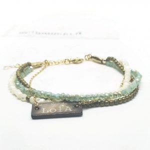 bracelet SUVA 4 rangs